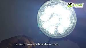 9 Led Light Bar by 27watt 9 Cree Led Off Road Flood Light Bar Fog Lamp For Bikes