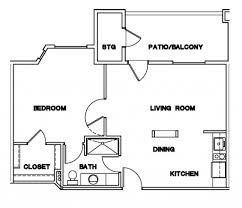 One Bedroom Apartment Floor Plans by Assisted Living Sun City Az Reviews U0026 Photos Ventana Winds