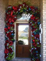 beautiful door decorations hair2014