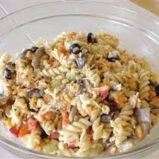 chicken pasta salad chicken pasta salad ii recipe allrecipes com