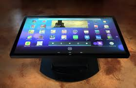 Touch Screen Coffee Table by M32 Premium Series Multitouch Table Mozayo Touch Of Modern Multi