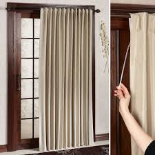 Interiors Patio Door Curtains Curtains by Patio Door Curtain Panels Touch Of Class