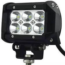marine led spreader lights 1pack marine spreader light led deck mast light for boat 18w 12v 30v