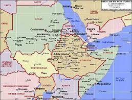africa map khartoum worldrecordtour africa horn of africa sudan khartoum meroe