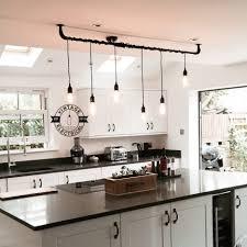 Kitchen Track Lighting Fixtures Lighting Over A Kitchen Island Kitchen Kitchen Pendant Lights