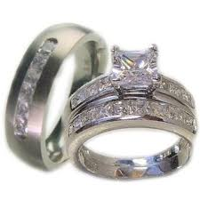 cheap wedding rings sets products tagged his hers wedding ring set edwin earls jewelry