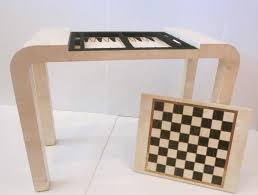 maitland smith game table tessellated stone chess backgammon console table by maitland smith