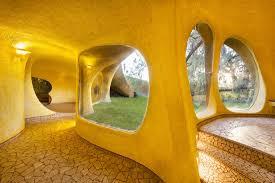 javier senosiain mexian architect casa del árbol whimsical