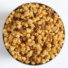 3 gallon navy popcorn tin candyland store