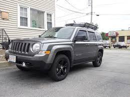 lifted jeep patriot 2012 jeep patriot lifted atx projects to try pinterest