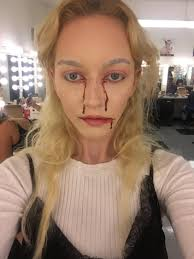 theatrical makeup classes theatrical makeup class at chapman gets spooky the panther online