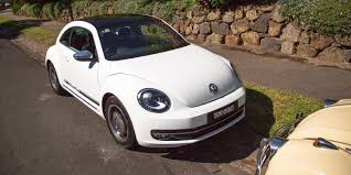 Volkswagen Beetle Old V New 1965 V 2017 Photos 1 Of 30