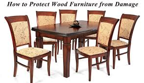 how to protect wood table top ultimate guide for protecting your wood furniture from damage