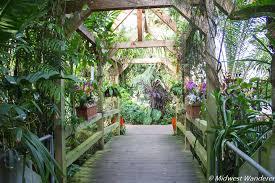 Oklahoma City Botanical Garden Myriad Botanical Gardens Bridge Tropical Conservatory