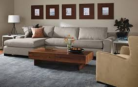 Room And Board Sofa Bed Townsend Sofa With Chaise Room By R U0026b Modern Living Room