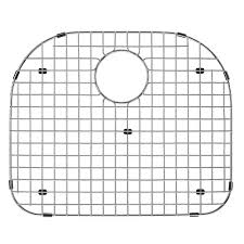 vigo stainless steel bottom grid 19 25 in x 16 875 in kitchen sink installation parts and kits com