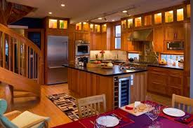 Craftsman Kitchen Cabinets Craftsman Kitchen With Track Lighting By Bmf Construction Zillow