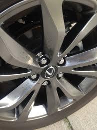lexus service sterling mccall f sport wheels unremovable spots page 9 clublexus lexus
