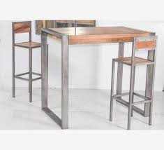 table haute de cuisine avec tabouret table haute de cuisine avec tabouret free beautiful tabouret salle