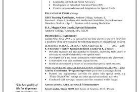 Special Education Teacher Resume Sample by Teacher Aide Resume Sles Sample Resume Special Education Teacher