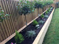 Garden Barrier Ideas Simple B Garden B Designs On A Budget Etodl Home And B