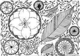 leen margot spring coloring pages printable