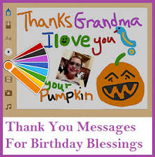 thank you messages sample thank you messages for birthday wishes