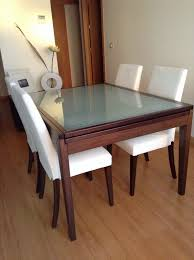 muebles de segunda mano en madrid salon comedor con mesa y 4 silla de segunda mano en madrid ameublé