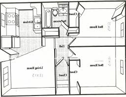 Simple House Plans 600 Square Uncategorized Small House Plan 600 Sq Ft Admirable In