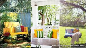 30 free diy porch swing plans u0026 ideas to soothe your nerves