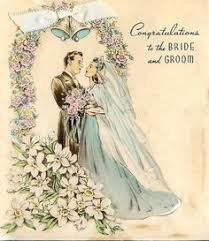 greetings for wedding card vintage wedding greeting card groom flowers wedding