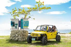 jeep wrangler buggy island buggy adventure nassau island routes