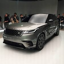 new land rover velar land rover launches new range rover velar at milan design week