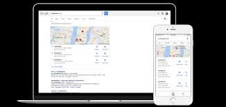 google update your google my business listings yext
