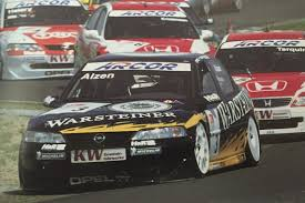 opel race car racecarsdirect com 1999 warsteiner opel super touring car ex uwe