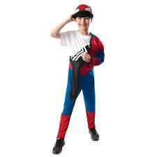 Spiderman Costume Halloween Spiderman Costumes Webslinger Suit Halloween