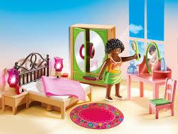 playmobil 5309 chambre d adulte avec coiffeuse amazon fr jeux