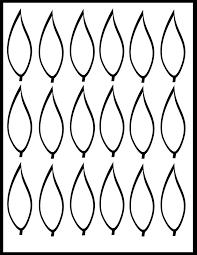 turkey feather template cyberuse