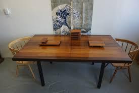 milo baughman dining table milo baughman dining table for directional furniture trystcraft
