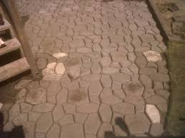 Paving Slabs Lowes by Lowes Patio Stone Mold Home Outdoor Decoration