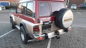nissan patrol for sale for sale patrol 1992 youtube