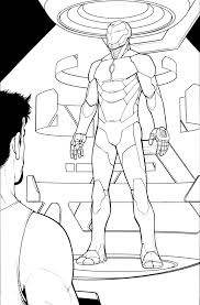 marvel next big thing invincible iron man with bendis marquez