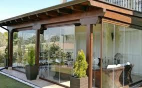 veranda chiusa verande in legno veranda in abete lamellare veranda con vetrata