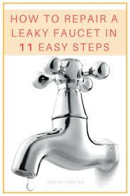 How To Replace A Kitchen Faucet How To Fix A Leaking Tap Yourself Dengarden