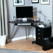 Small Black Corner Desk Small Corner Desks Small Corner Computer Desk Wooden Convenient