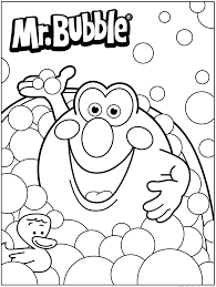 bubble guppies coloring photo pic bubbles coloring page at best