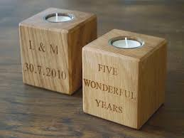 5th year anniversary ideas stylish 5 year wedding anniversary gift ideas b84 in pictures