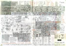 tv circuits wiring diagram components