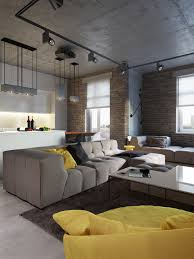 concrete ceiling design interior ideas loversiq