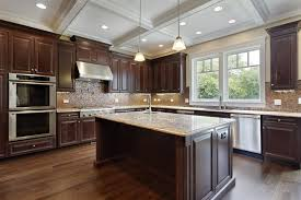 staining kitchen cabinets darker before and after 9 upgrades to make your outdated kitchen cabinets look brand new